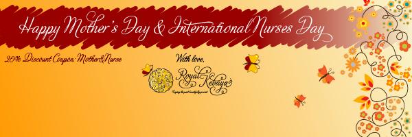 Happy Mother's & International Nurses Day